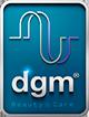 DGM Eletrônica Logo